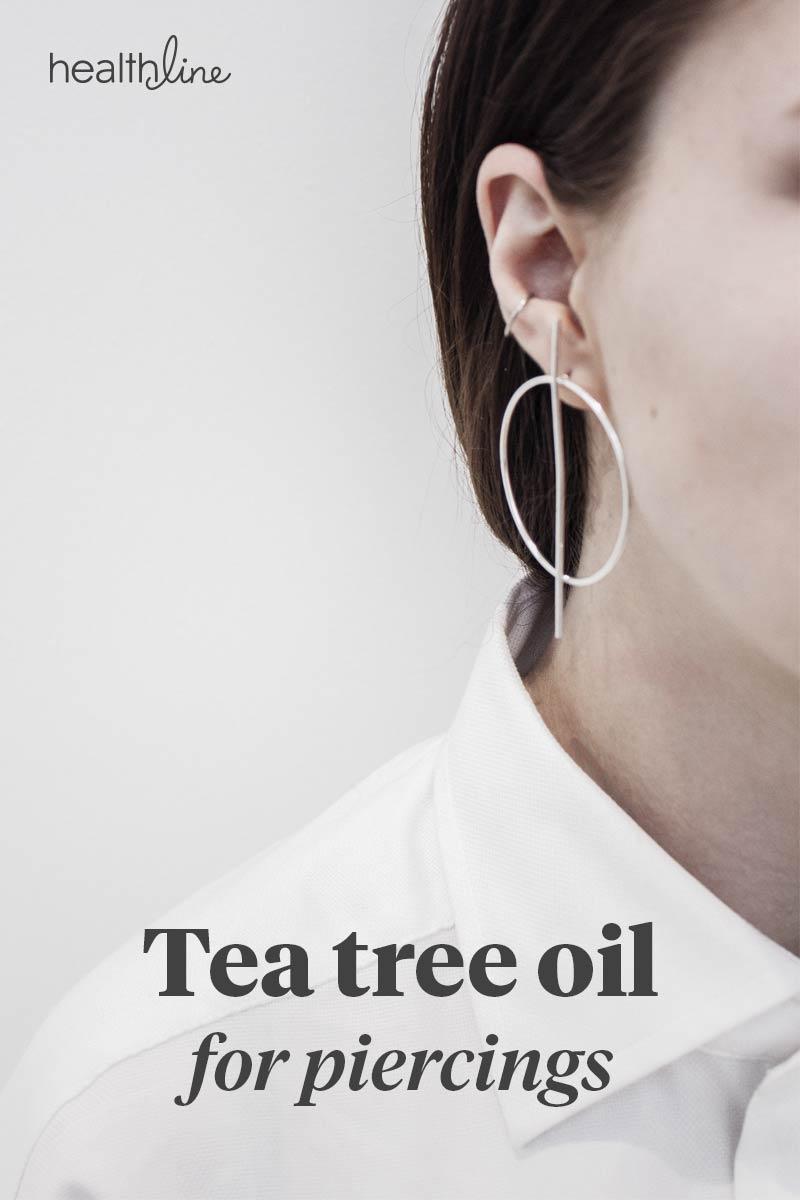 Tea Tree Oil for Piercings: Effect on Bumps, Keloids
