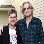 Daryl Hall with Rob Thomas