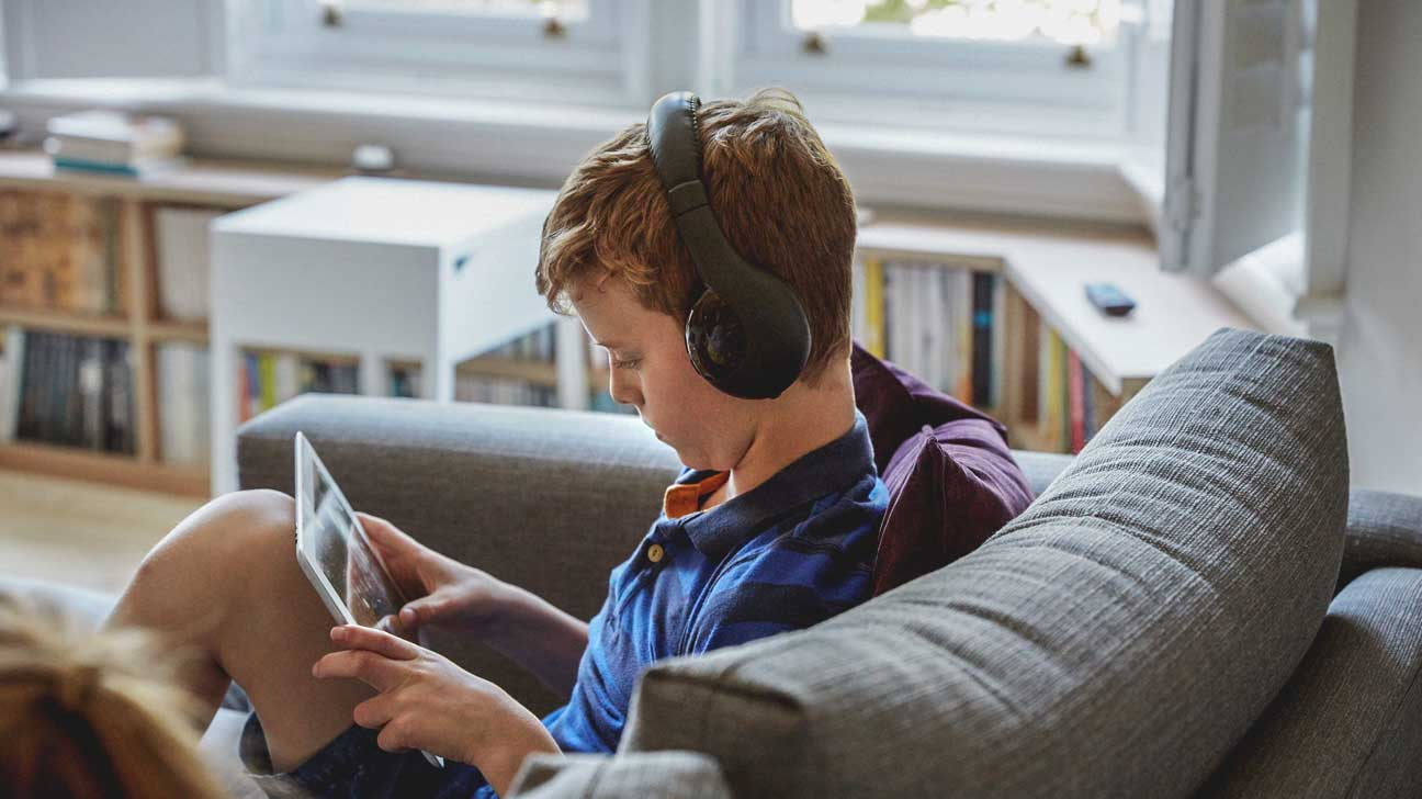 Children's Hearing and Headphones