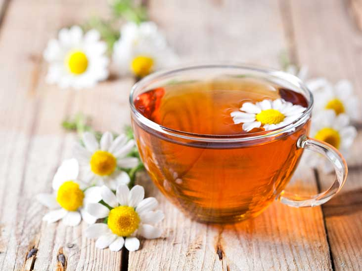 5 Tea Health Your Benefits Ways Chamomile