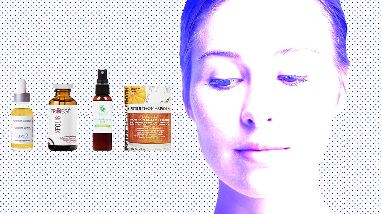 chemical peels at home