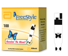 Abbott recalls freestyle test strips glucose meters recently it has come to our attention that freestyle blood glucose test strips may produce erroneously low blood glucose results when using the freestyle aloadofball Choice Image