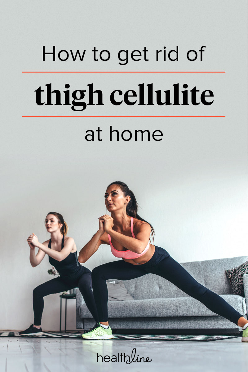How to Get Rid of Cellulite on Thighs: Home Remedies and More
