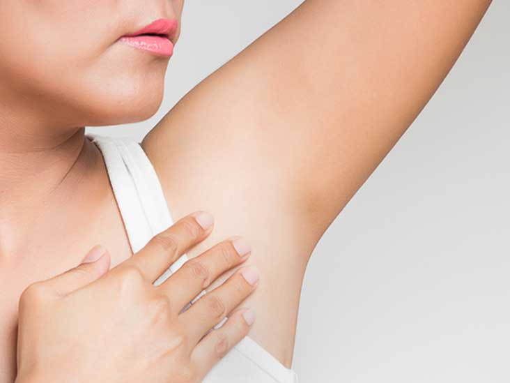 Itchy Armpits as a Lymphoma or Breast Cancer Symptom