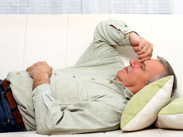 prostate aches and pains