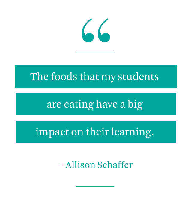 Allison Schaefer quote