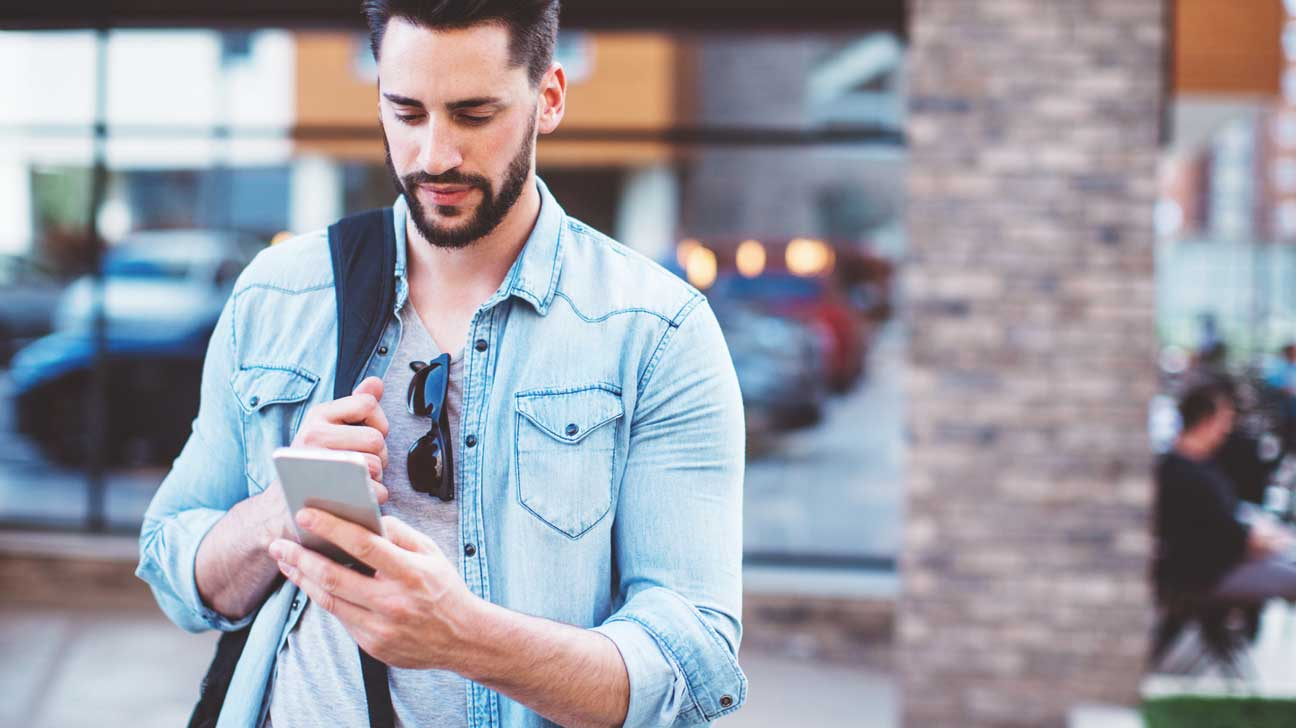 Texting While Walking More Common More Dangerous