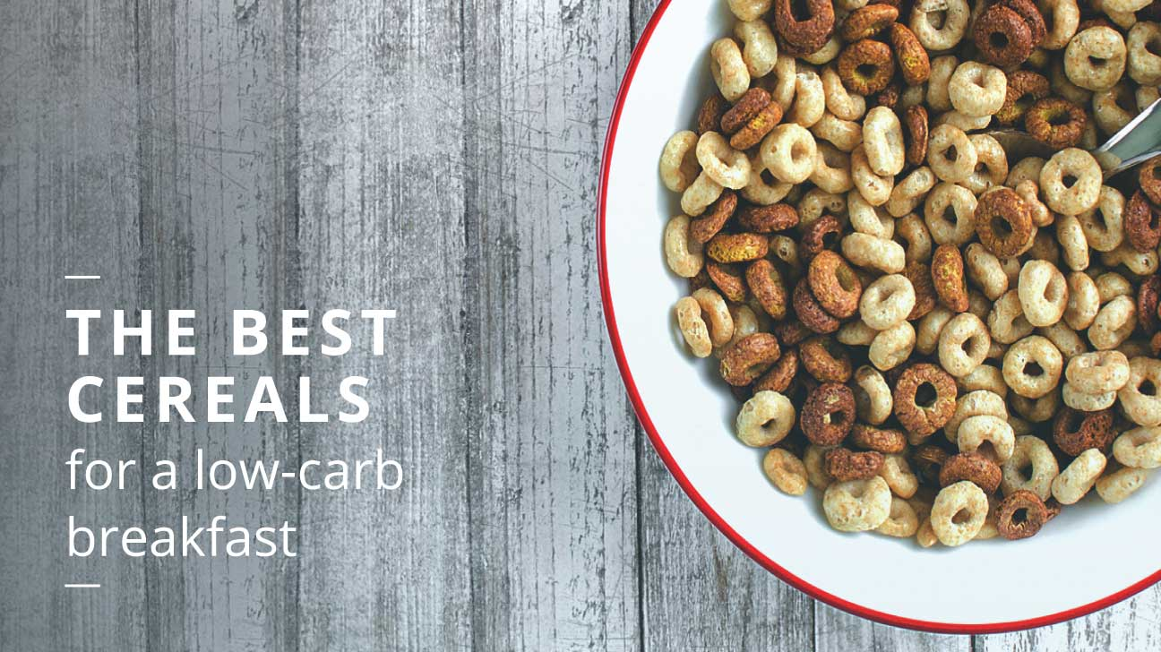what cereal is good for keto diet