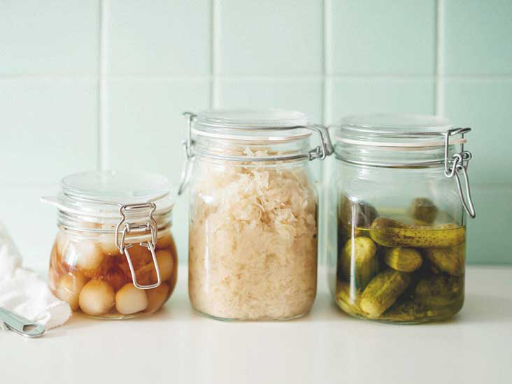 5 Vegan Sources Of Probiotics