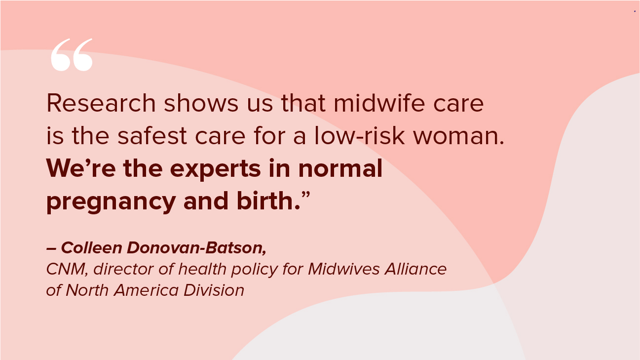 Midwives Are Growing in Popularity: Here's What You Need to Know