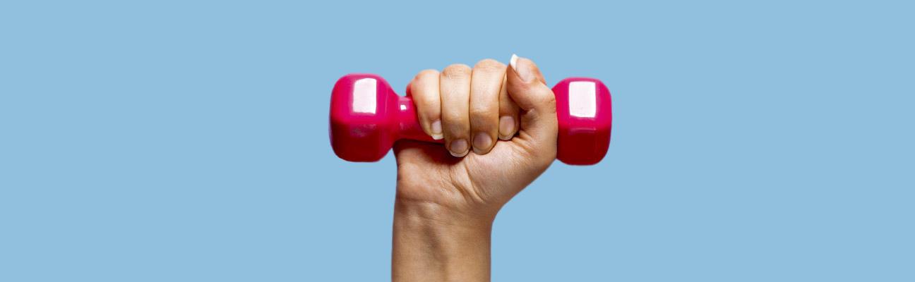 Stamina exercise for man