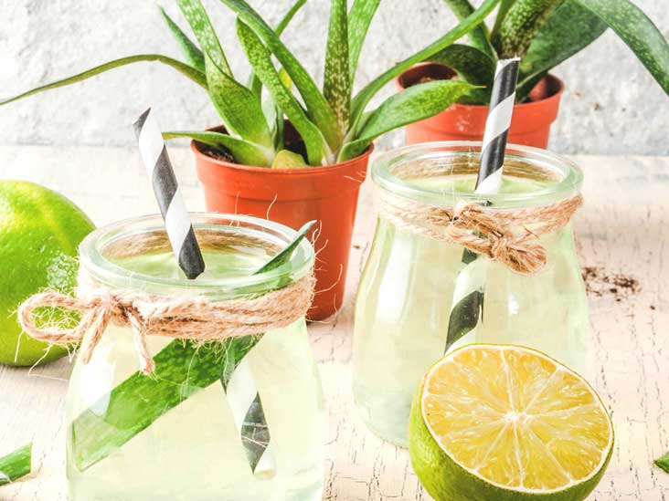 How To Use Aloe Vera Plant Benefits Risks And More