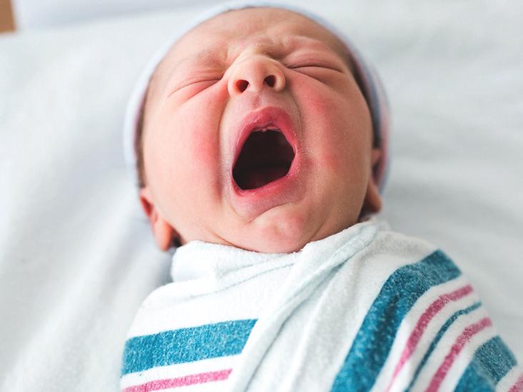remove mucus throat baby bronchitis contagious
