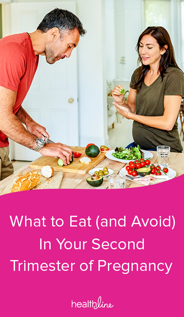 Unhealthy Diet During Pregnancy Could >> Second Trimester Diet Daily Requirements Cravings Tips And More