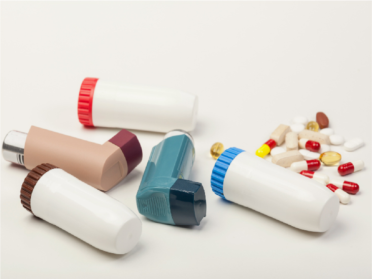 what are the medicine of asthma