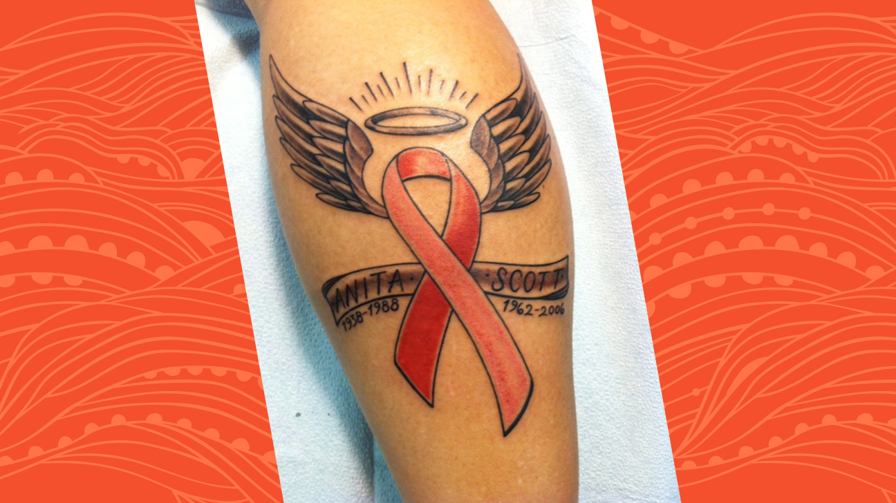 8 Inspiring Hiv And Aids Tattoos