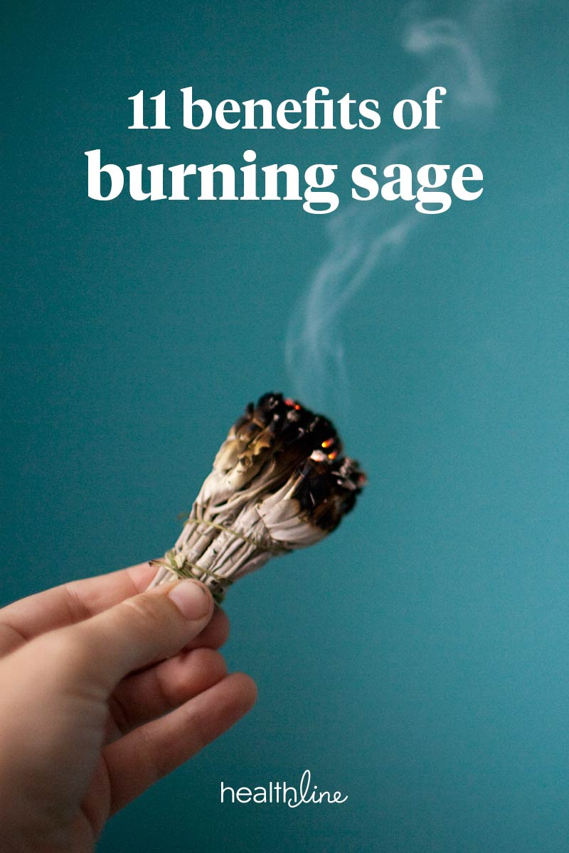 11 Benefits of Burning Sage, How to Smudge, Cleanse Crystals