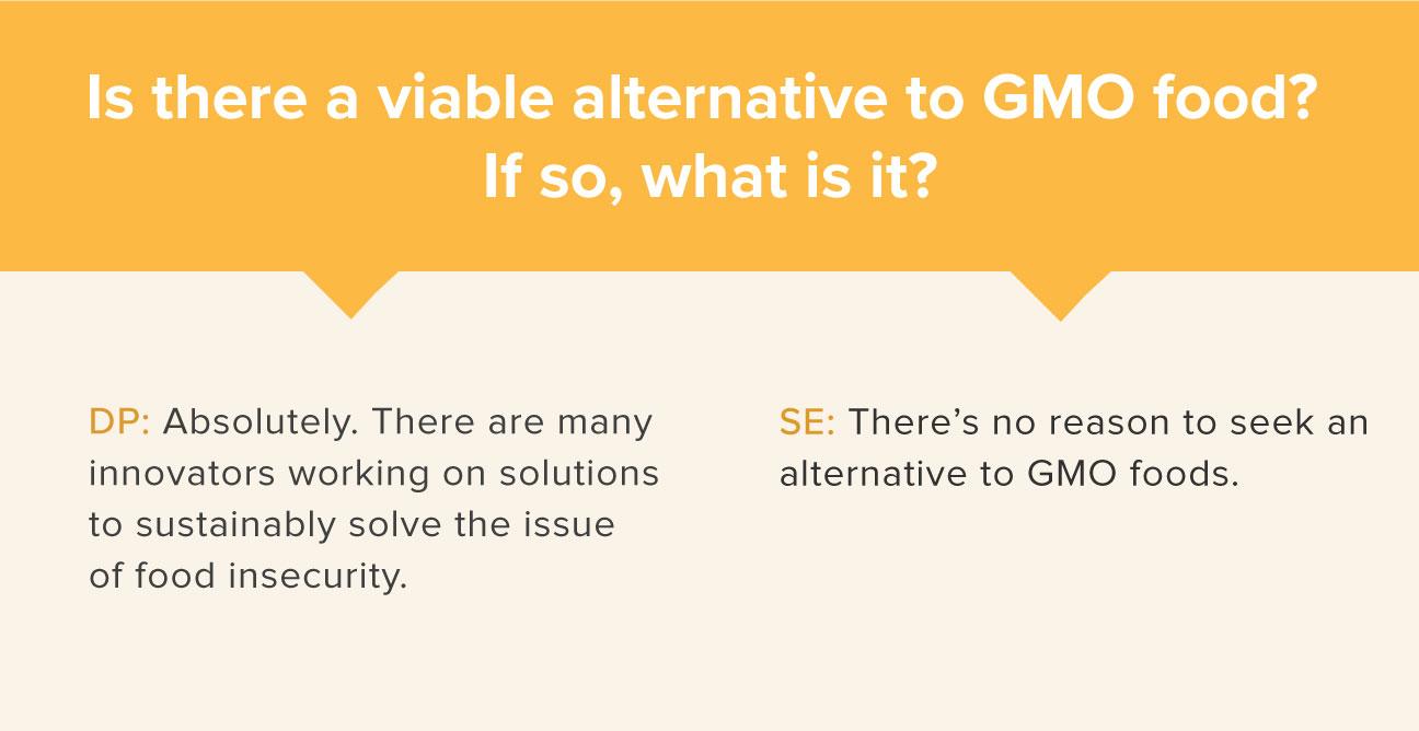 The GMO Debate