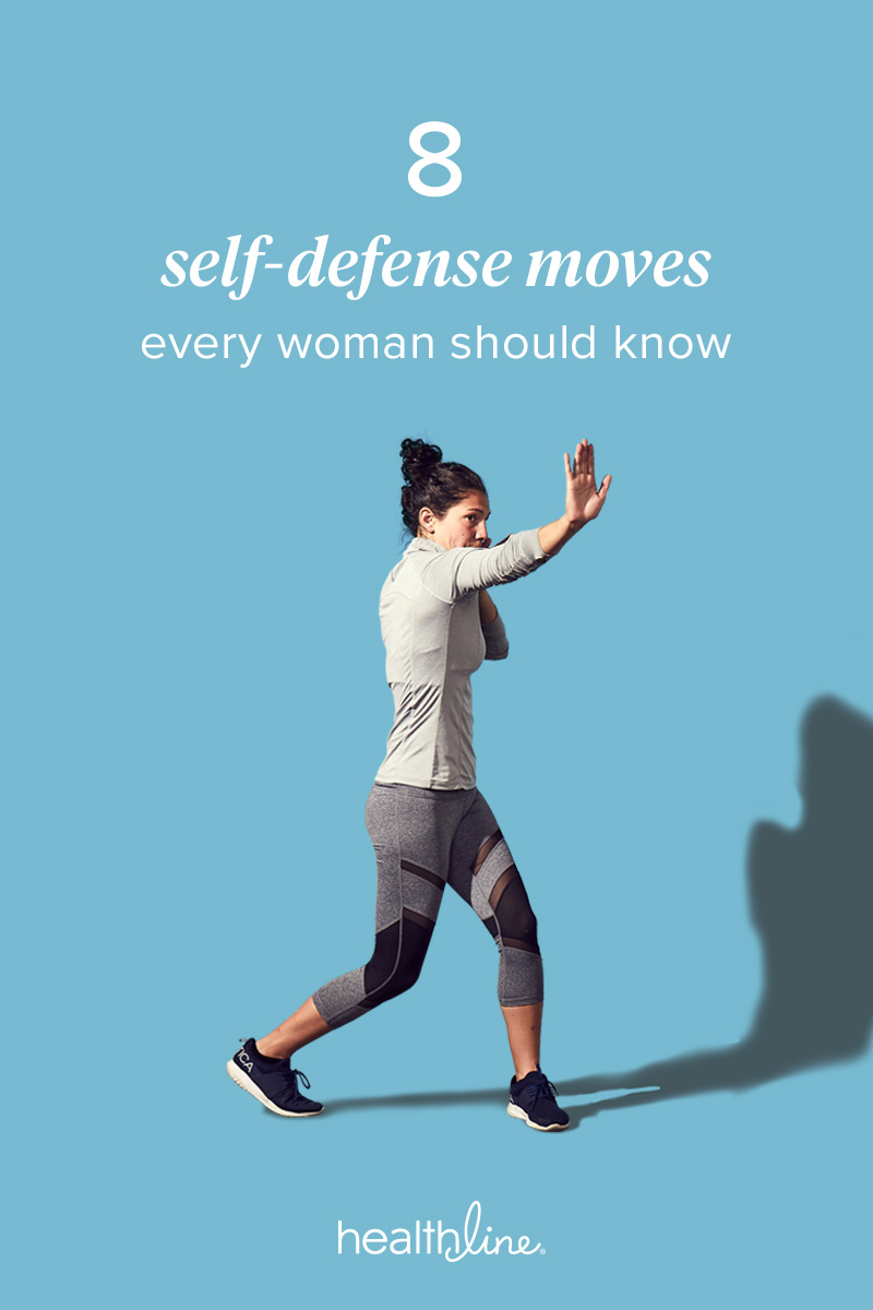 8 Self-Defense Moves Every Woman Should Practice
