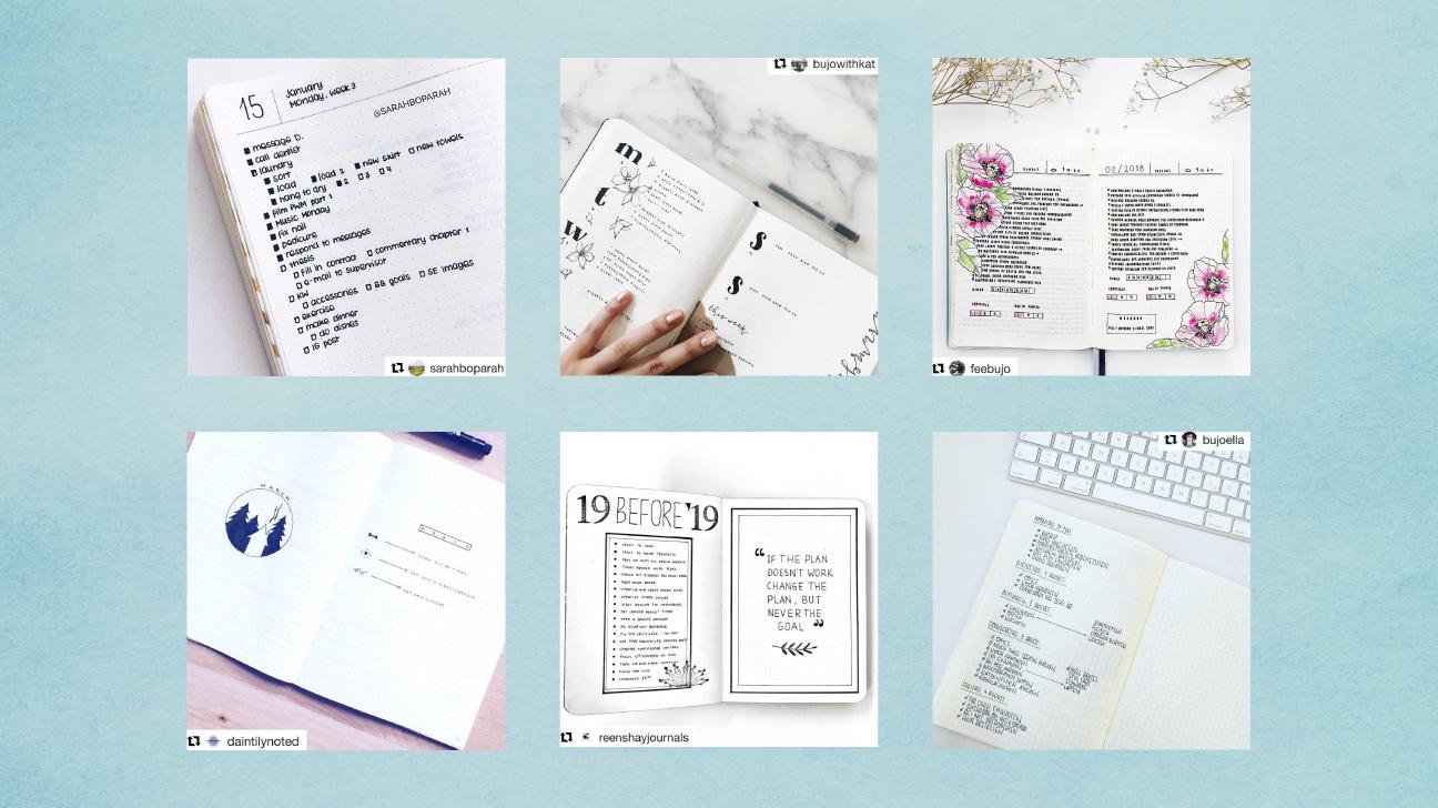Beginner\'s Guide to Bullet Journals