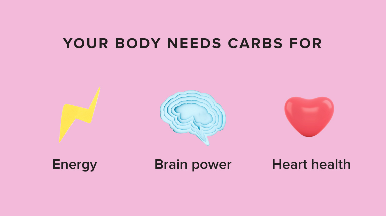 what diet if you love carbs