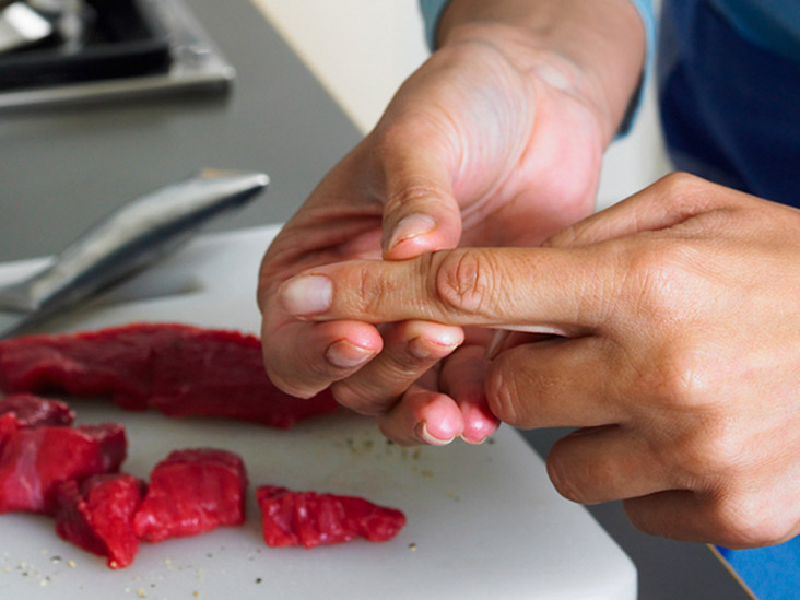 Cut Finger: First Aid Treatment, Aftercare, and Recovery
