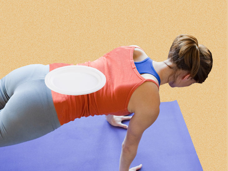 How Many Calories Does Planking Burn? Calories and Instructions