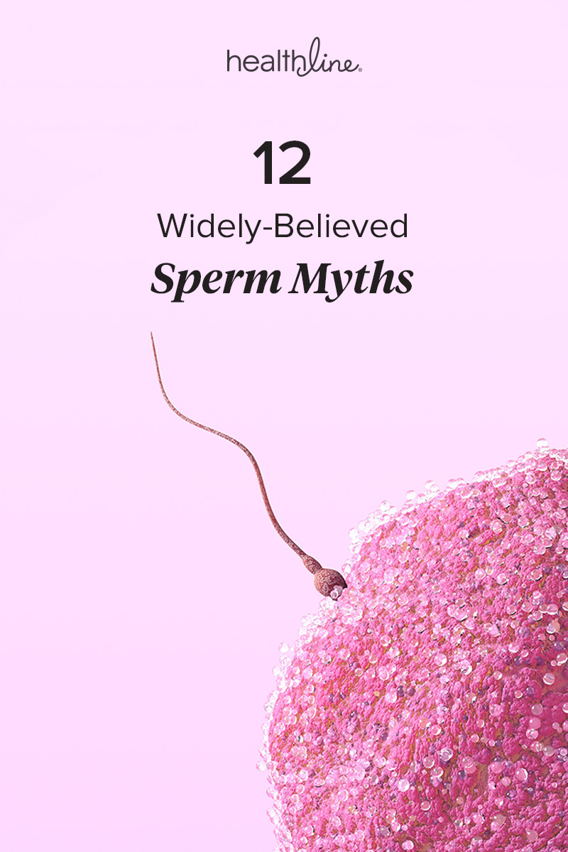Sperm produced all the time