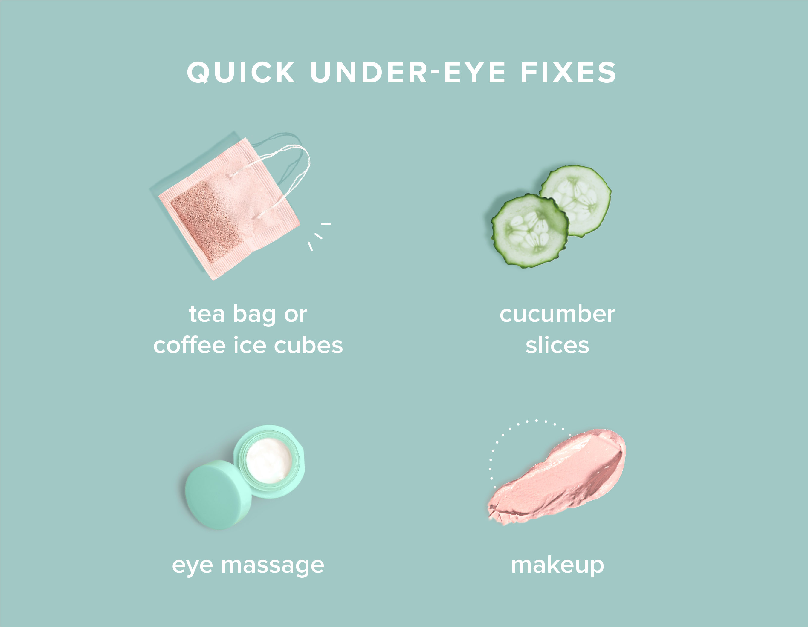 How To Make Your Eyes Look Less Tired And Puffy