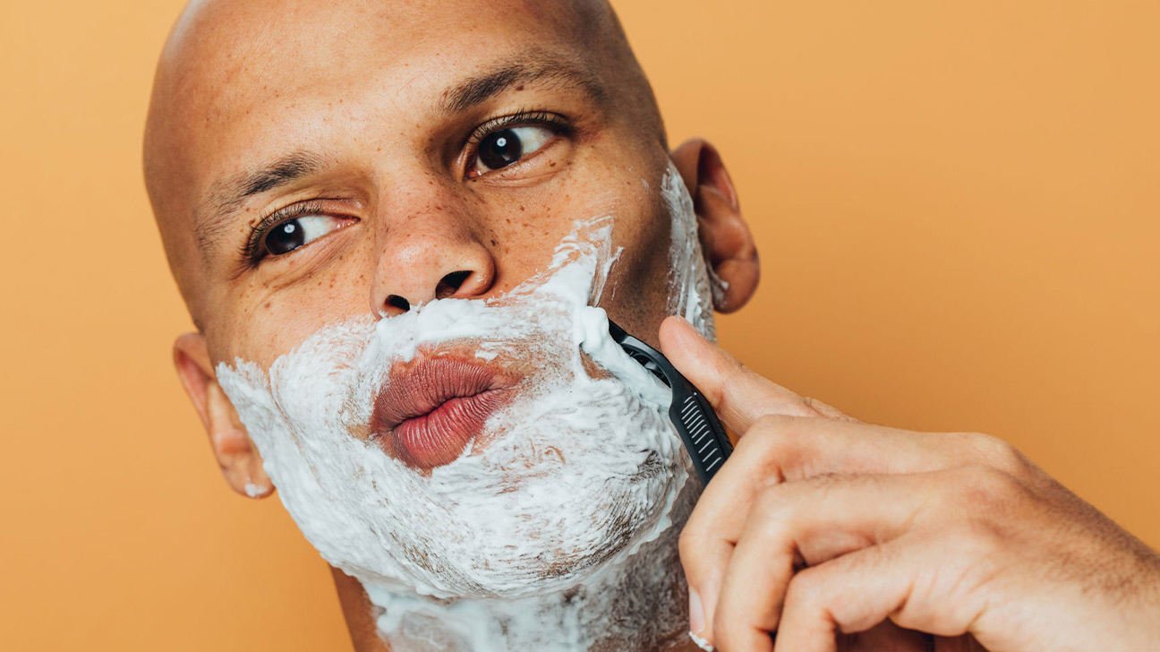 Learn the Best Way to Get a Clean Shave - Face Shaving Guide