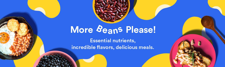 More Beans Please!