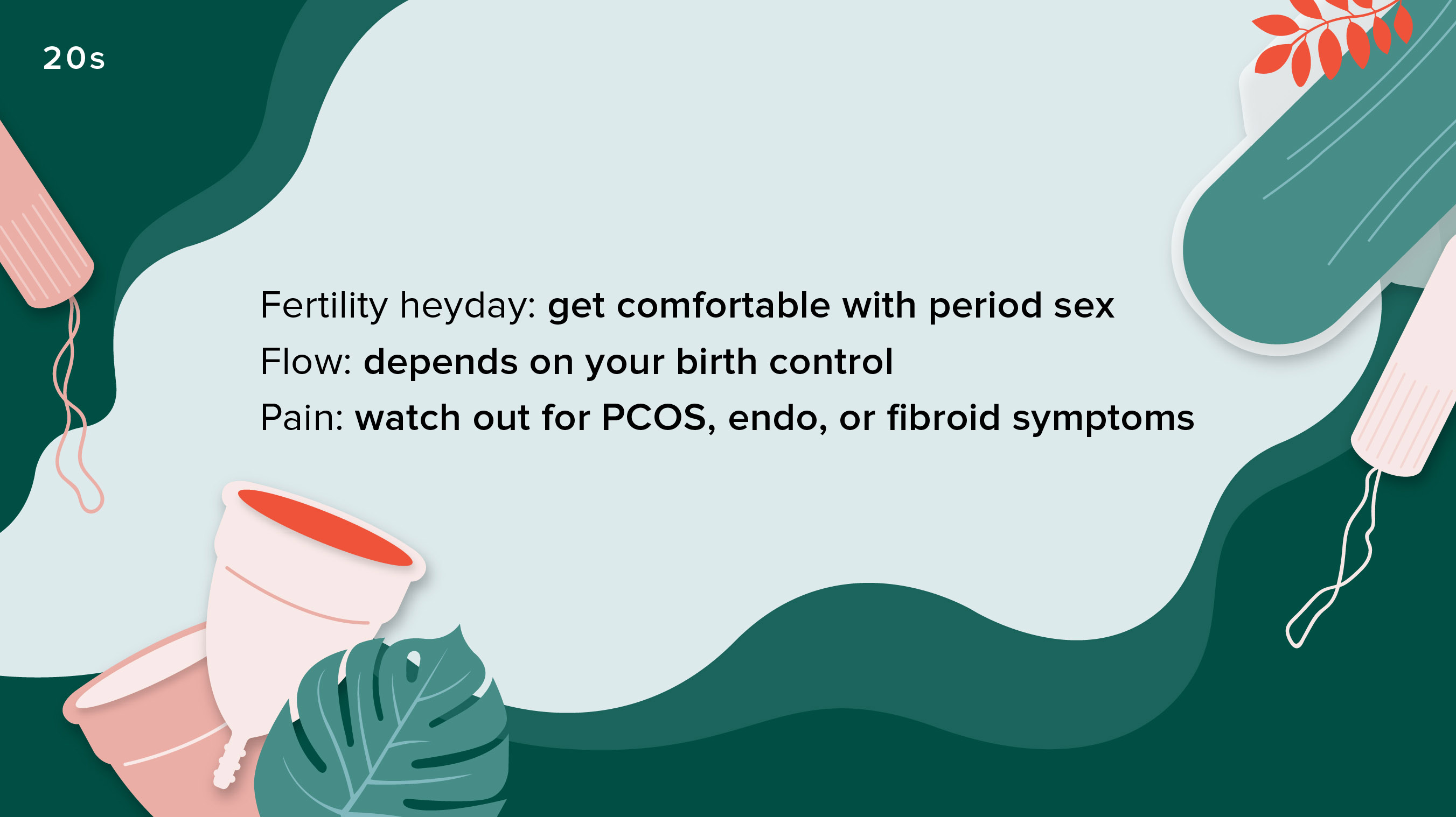 Why Is My Period Changing? An Infographic Before & After