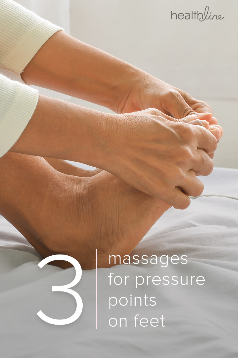 3 Massages for Pressure Points on Feet
