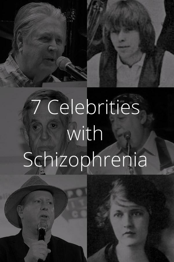 6 Celebrities with Schizophrenia