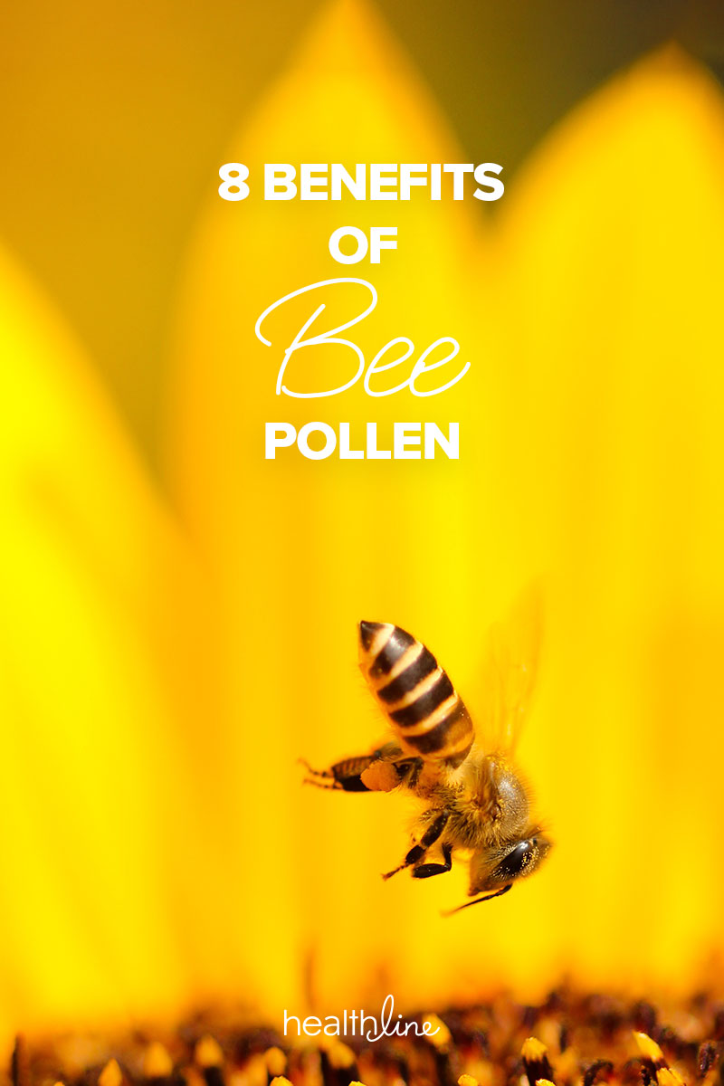8 Benefits of Bee Pollen: Nutrition Facts and More