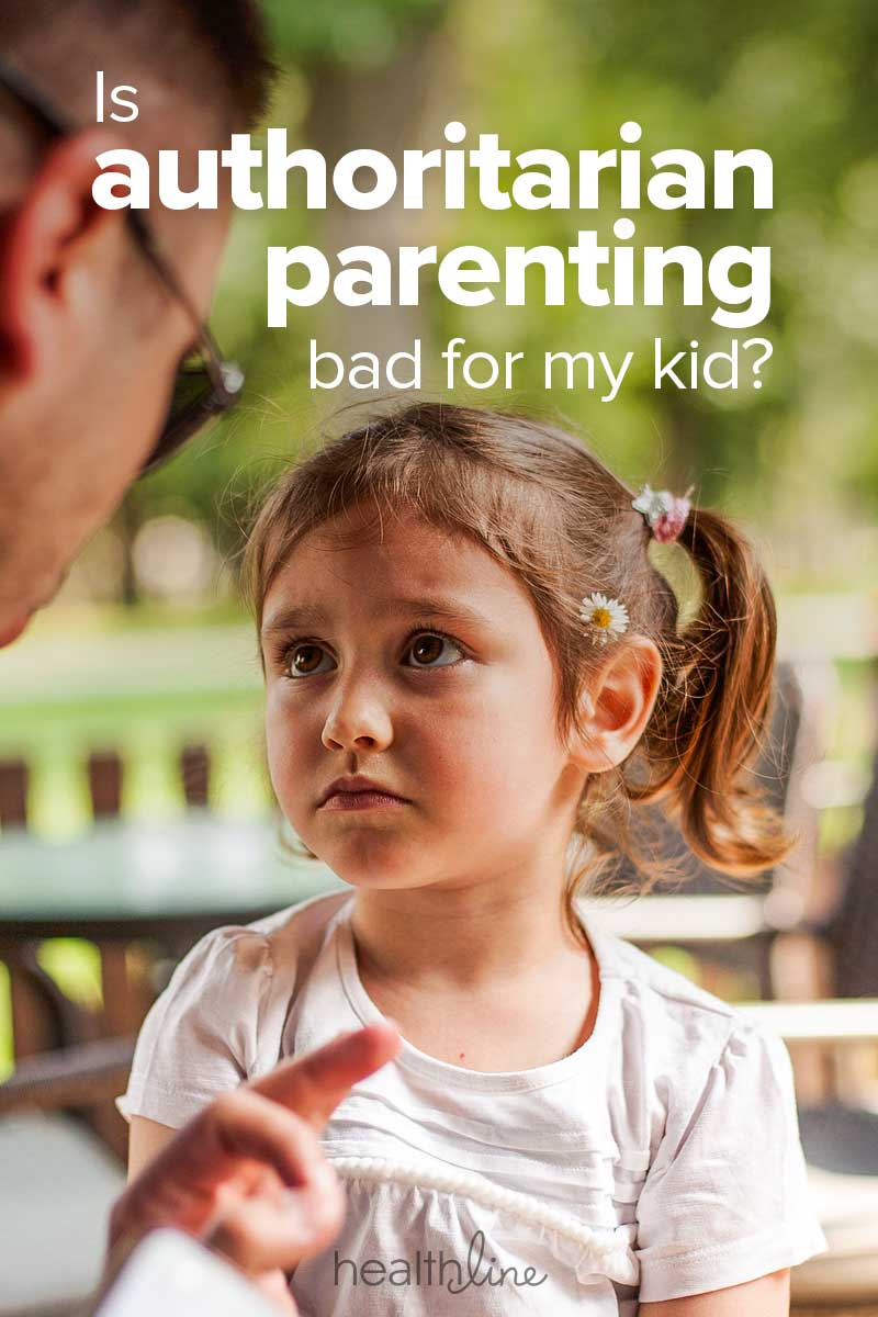 Is Authoritarian Parenting Bad for My Child?