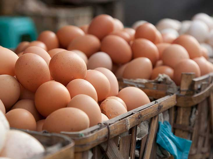 Reasons Why Eggs The Healthiest Food On The Planet