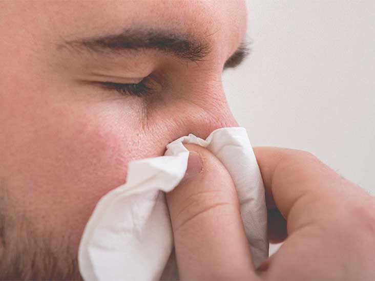 Blood When Blowing Nose: Cancer, in Mucus, and Sinus Infection