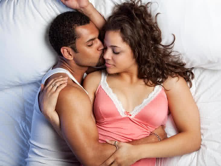 wife falls asleep while making love