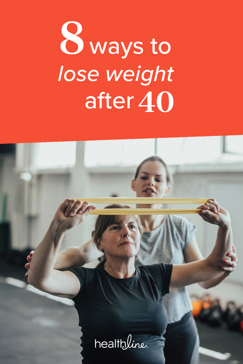 Best diet to lose weight in your 40 s