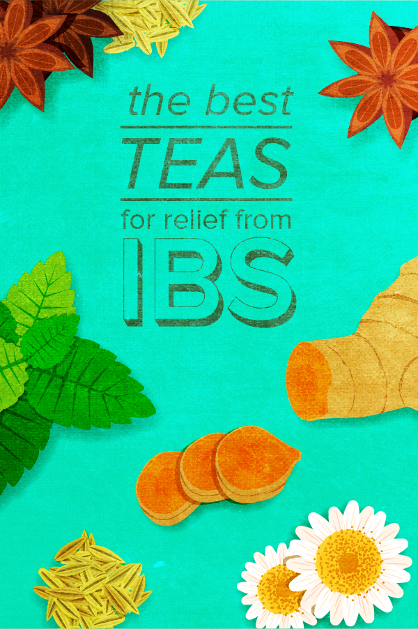 The Best Teas to Relieve IBS Symptoms