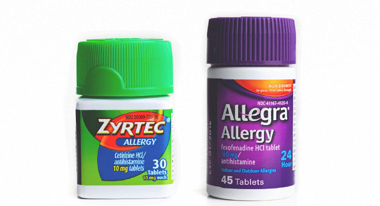 Is it okay to take zyrtec while breastfeeding