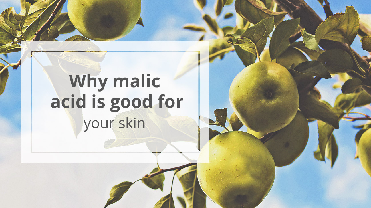 malic acid skin care