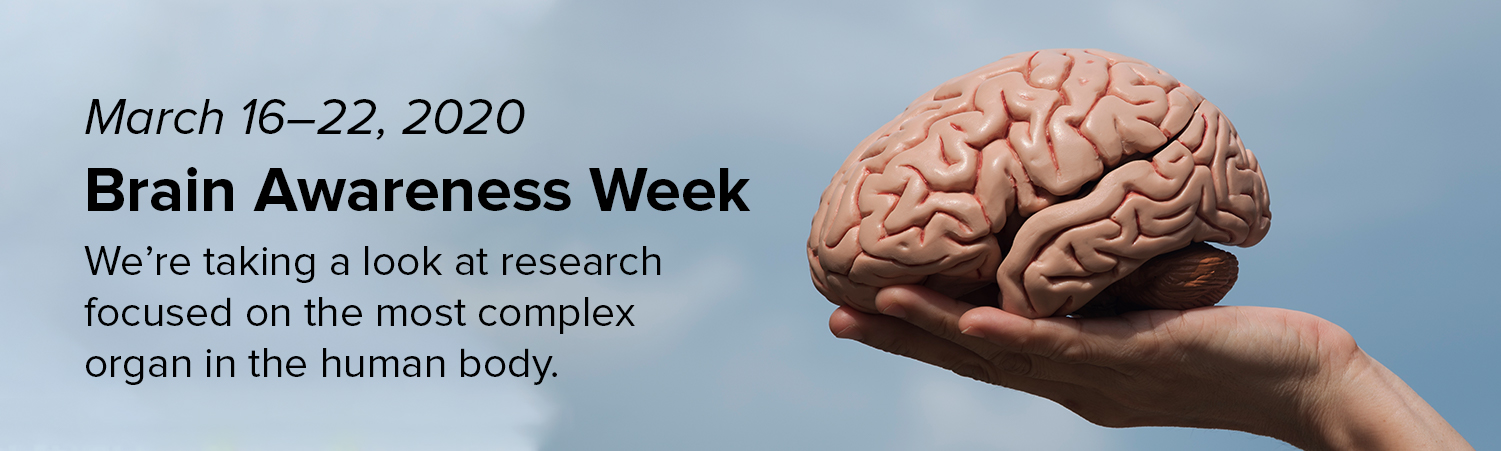 Brain Awareness Week 2020 (March 16-22)