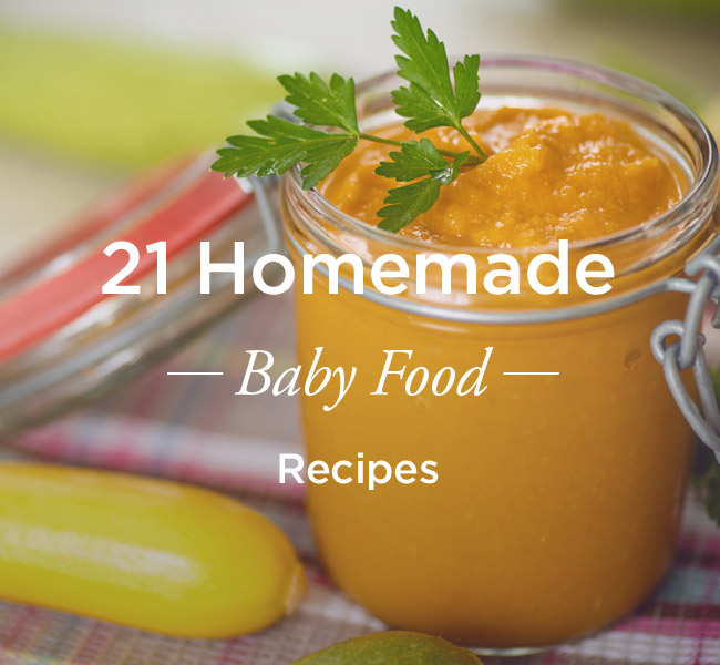 Stage 1 Homemade Baby Food Recipes For Baby 4 To 6 Months And
