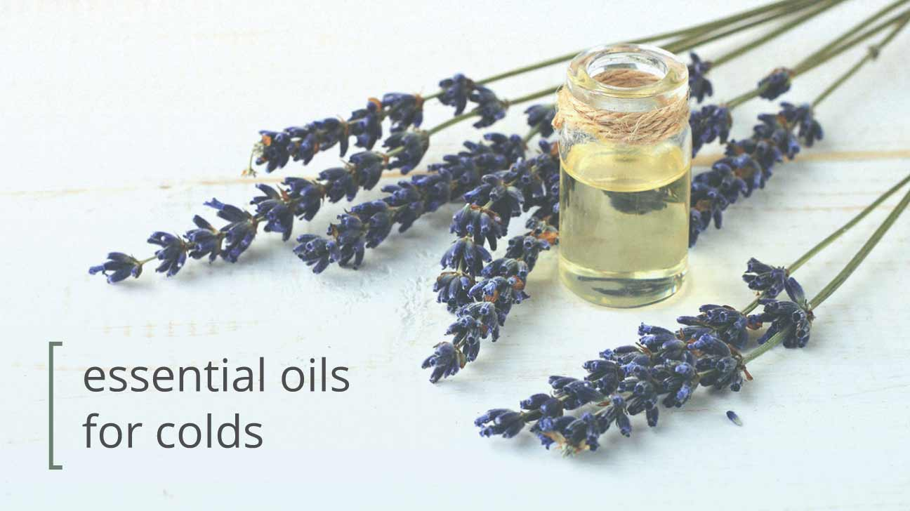 How To Use Essential Oils For Colds