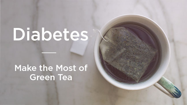 green tea and diabetes