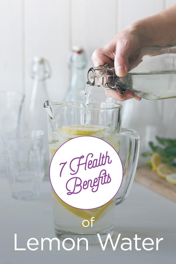 7 Benefits of Lemon Water: Vitamin C, Weight Loss, Skin, and