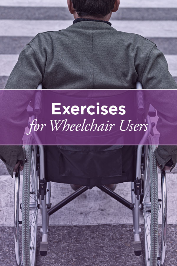 Wheelchair Exercises: A Routine for Strength