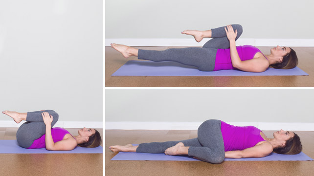 posture yoga constipation